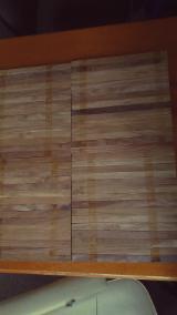 Finden Sie Holzlieferanten auf Fordaq - ExoTrade Sp. z o.o. - Industriemosaic Teak 14x20x200/250/300 mm