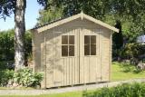 Vend Maison Bois : Maison En Panneaux Structurels Sapin Résineux Européens