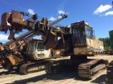 Maschinen, Werkzeug Und Chemikalien Nordamerika - Gebraucht Tanguay DL221SM 1988 Mobile Entrindungsanlage Kanada