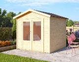花园小木屋 – 木棚, 冷杉