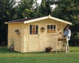 Find best timber supplies on Fordaq - Losa Legnami s.r.l. - Wooden Houses Fir Italy
