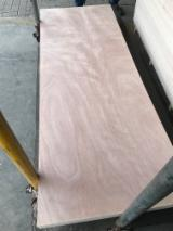 2.5-4 mm Okoume Sapele plywood door skin panel/800x2050mm okoume plywood door skin sheet.