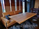 单层实木面板, 橡木