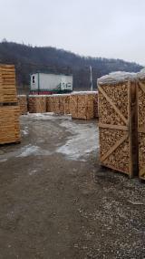 Energie- Und Feuerholz - Buche Brennholz Gespalten 3-5 cm