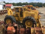 Machines, Quincaillerie Et Produits Chimiques Amérique Du Nord - Vend Débusqueur Clark Ranger 665D Occasion 1984 Canada