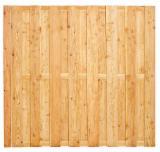 家具及园艺用品 - 落叶松, 栅栏 - 屏幕
