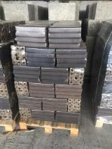 Pellet – Briket – Mangal Kömürü Ahşap Briketler Çam - Redwood