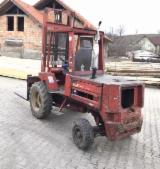 Machinery, Hardware And Chemicals - Used MANITOU 1996 Forklift For Sale Romania