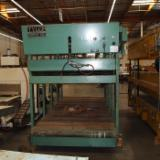 USA Woodworking Machinery - Used Tyler 5' x 12' Pod Press