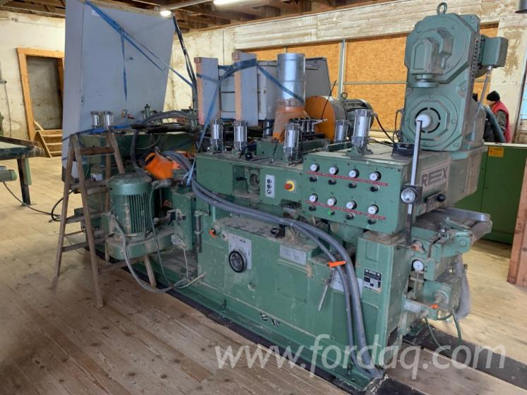 Used Wood Planing Machines.