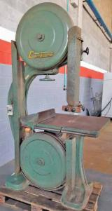 Narrow Band Resaws - Used Centauro C70 1980 Narrow Band Resaws For Sale Italy