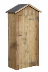 Garden Log Cabin - Shed