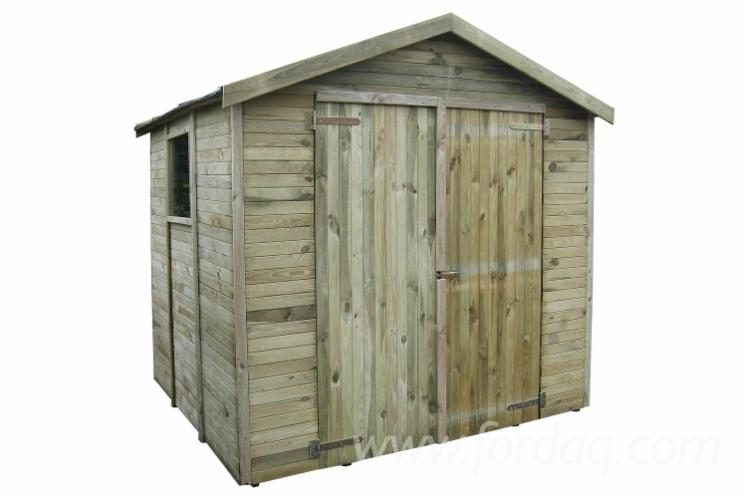 Wholesale Wooden Houses Pine - Scots Pine Italy