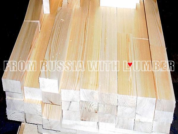 "Pine ""Clear"" Finger Joint Blocks, 25, 32, 38, 50mm"