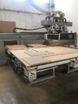 Biesse Woodworking Machinery - CNC machining center Biesse Arrow FT