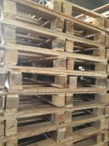Paletten, Kisten, Verpackungsholz - Ladepalette, Neu
