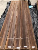 天然木皮单板, 苏格兰松, 切四等分,平坦