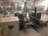 Double End Tenoning Machine - Used Helma DPR 1200 2000 double end tenoning machine for sale ukraine.