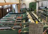 Sweden Woodworking Machinery - Used Canali TB1100 Bandsaw Line