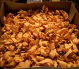 Yakacak Odun Ve Ahşap Artıkları - Ağaç Yongaları – Kabuk – Talaş Ağaç Talaşı (wood Shaving) Göknar