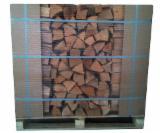 Find best timber supplies on Fordaq - ENO Mebli Ltd - Beech Firewood/Woodlogs Cleaved 120x80x100 mm