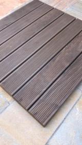 Plywood Brazil - Ipê 50x50
