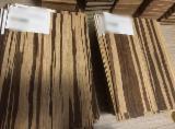 Tranchage Dosse, Figuré - Vend Placage Naturel Bambou Dosse, Figuré
