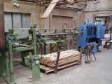 Round Log Milling Line Wema Probst RHM120