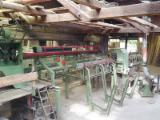 Fordaq Holzmarkt - Fräsanlage Wema Probst RHM140