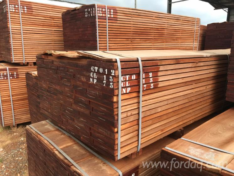 Sapelli-sawn-timber