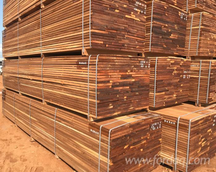 Dibetou-sawn-timber