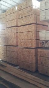 Softwood  Sawn Timber - Lumber Squares - Squares, Pine - Scots Pine, Vacuum Dried