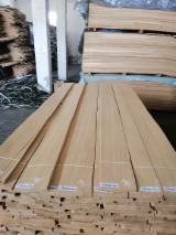 批发木皮 - 采购或销售木皮复合板 - 天然木皮单板, 橡木, 切四等分,华纹