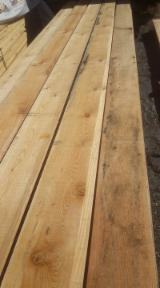 Larch Edged Lumber, BC, KD, 80-150 mm wide