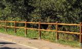 Trova le migliori forniture di legname su Fordaq - Losa Legnami s.r.l. - Recinzione due fori