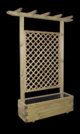 Find best timber supplies on Fordaq - Euro-Astar P.P.H.U. Krzysztof Korczyk - BASIC, planter, Pressure impregnated, green