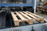 Pallets, Packaging and Packaging Timber - High quality Pallets: new, tailored, recycled epal 1st 2nd choice