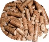 Firewood, Pellets and Residues - High heating value 8 mm Wood Pellet for Sale.