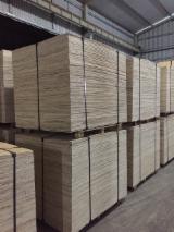 Finden Sie Holzlieferanten auf Fordaq - Rohsperrholz - Industriesperrholz