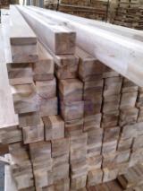 Acacia wood finger joint blocks for rail, scantling, table leg