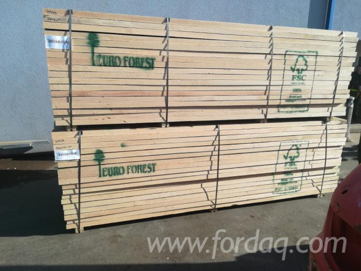 KD-Edged-Beech-Lumber