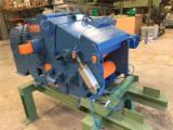 OM Woodworking Machinery - Schredder to wood chips