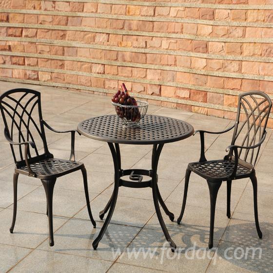 Cast-aluminum-patio-dining-set-outdoor-metal