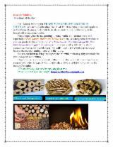 Energie- Und Feuerholz Asien - Reispellets