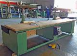 Radial Arm Saws - Used OMGA Radialmatic 600-5 1980 Radial Arm Saws For Sale Italy