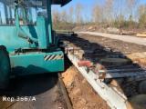 Trouvez tous les produits bois sur Fordaq - GPS EURL - Chariot de tronconnage BZH avec rails et Table de découpe