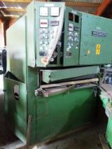 Machinery, Hardware And Chemicals - Used Weber OFZ U900 Wide-Grinding Machine, 1985