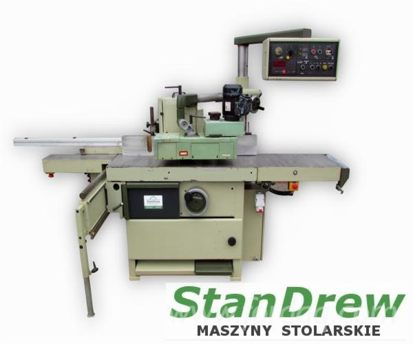 Used-SCM-L%27-Invincible-FLEX-1-2000-Moulding-And-Planing-Machines---Other-For-Sale