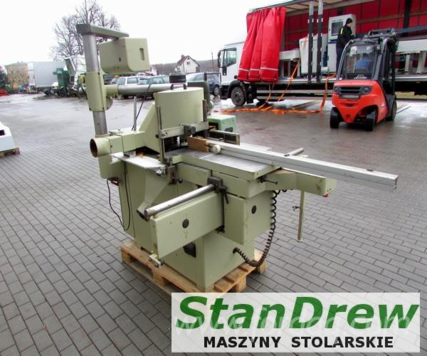 Used SCM L' Invincible FLEX 1 2000 Moulding And Planing Machines - Other For Sale Poland