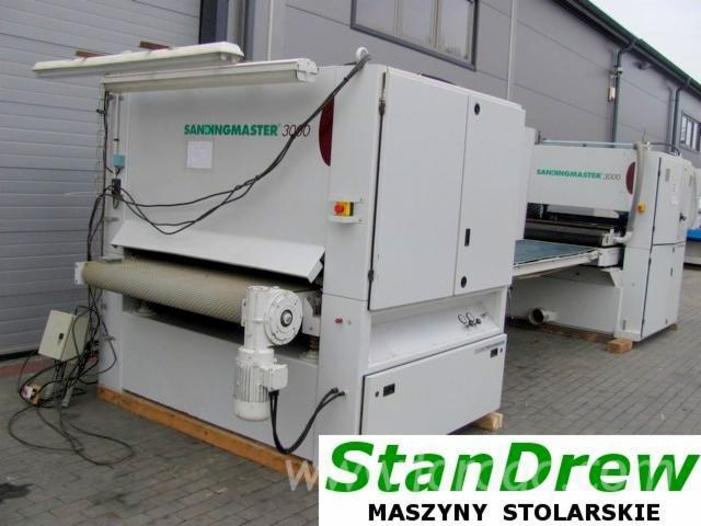Used-SANDINGMASTER-SA-3310-1350-1999-Belt-Sander-For-Sale